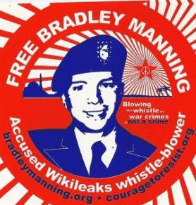 Bradley Manning - OUR HERO